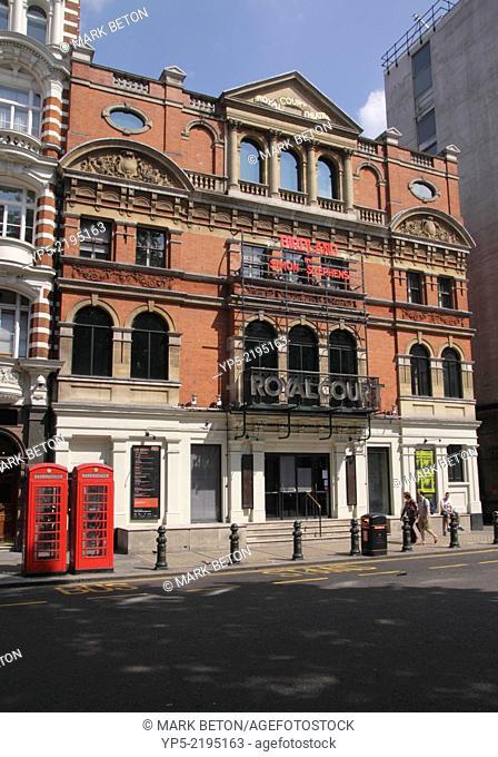 Royal Court Theatre Sloane Square London