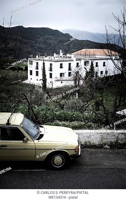 Mecina-Fondales, La Alpujarra, Granada province, Andalusia, Spain