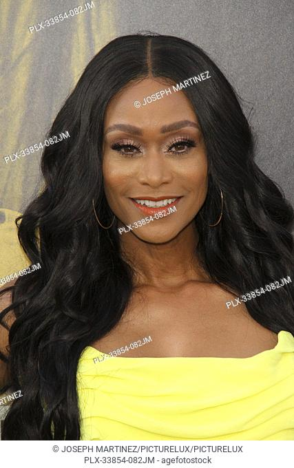 "Tami Roman at Warner Bros. Pictures' """"The Kitchen"""" Premiere held at the TCL Chinese Theatre, Los Angeles, CA, August 5, 2019"