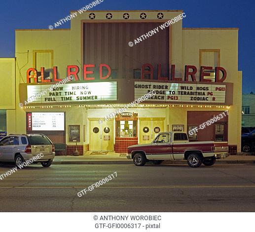 Allred Cinema, Pryor, Oklahoma