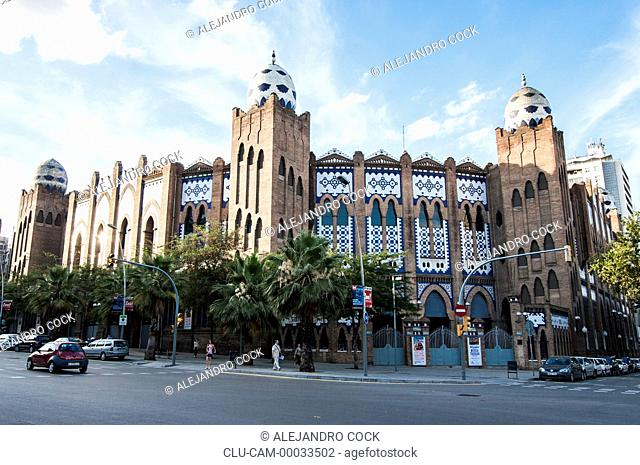 Monumental Bullring, Barcelona, Catalonia, Spain, Europe