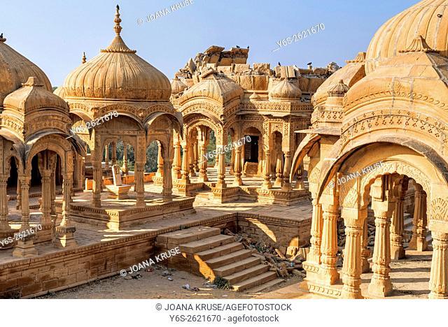 Bada Bagh, Jaisalmer, Rajasthan; India; Asia
