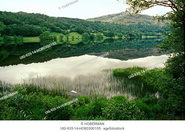 Grasmere, Lake District, England, United Kingdom
