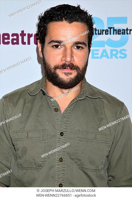 Opening night party for the play John at the Signature Theatre - Arrivals. Featuring: Christopher Abbott Where: New York City, New York