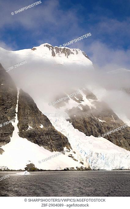 Antarctica, Antarctic Peninsula, Lemaire Channel