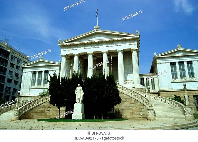 National Library Athens Greece