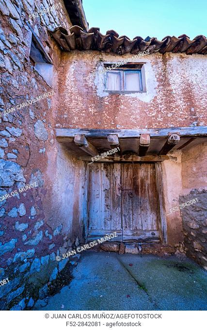Cadi-Moixero Natural Park, Vansa Valley, Ossera Village, Art and Crafts Village, Alt Urgell, Lleida, Catalunya, Spain