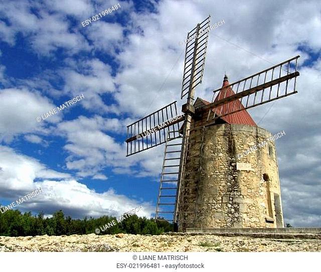 Moulin de Daudet 02