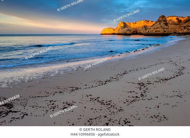 Praia da Marinha, Portugal, Algarve