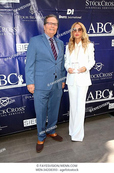 The ABCs Annual Mother's Day Luncheon Featuring: Patrick Wayne, Rachel Zoe Where: Los Angeles, California, United States When: 09 May 2018 Credit:...