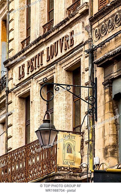 France;Avignon;ancient city