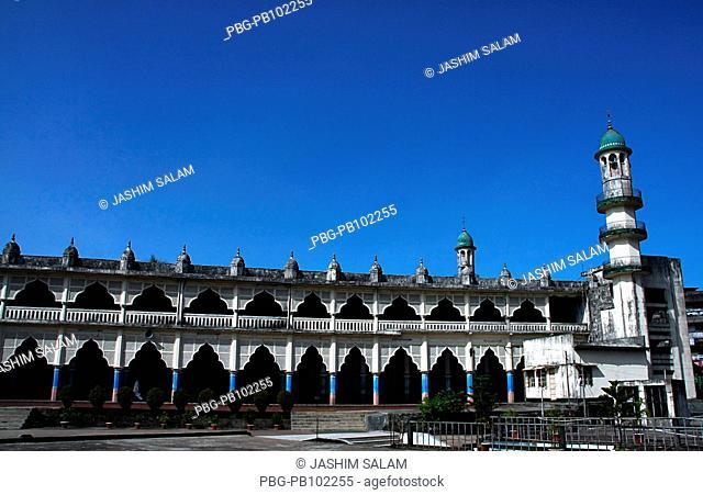 Laldighi Jame Mosque Chittagong, Bangladesh November, 2008