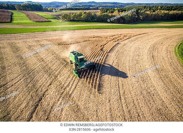 Tractor Pennsylvania farm