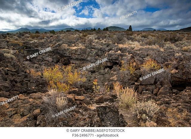 Lava Beds National Monument, Siskiyou County, California