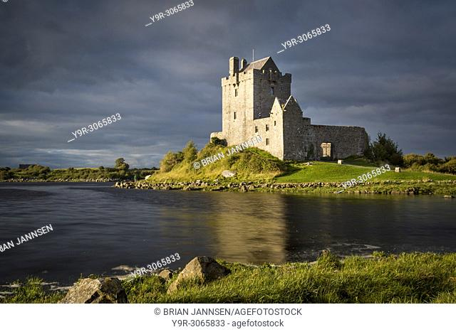 Dunguaire Castle (b. 16th Century) near Kinvara, County Galway, Republic of Ireland