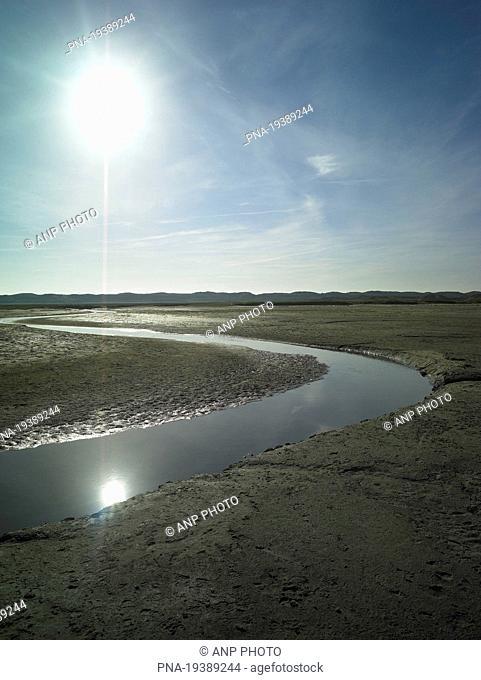 National Park Duinen van Texel , De Slufter, Texel, Wadden islands, North Holland, The Netherlands, Holland, Europe
