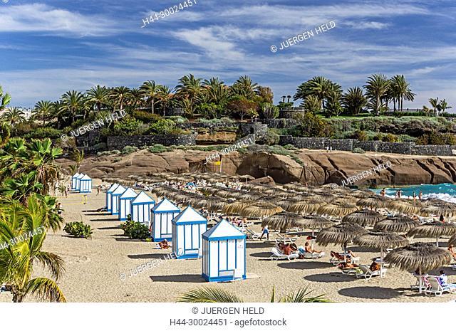 Bahia Del Duque beach, Resort, Tenerife, Spain