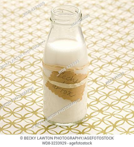 como preparar leche vegetal. parte de una serie: 1/4