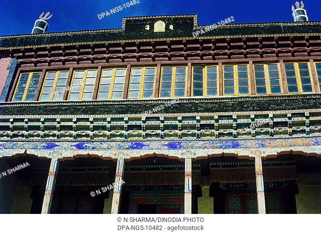 Thiksey monastry, Ladakh, Jammu & Kashmir, India