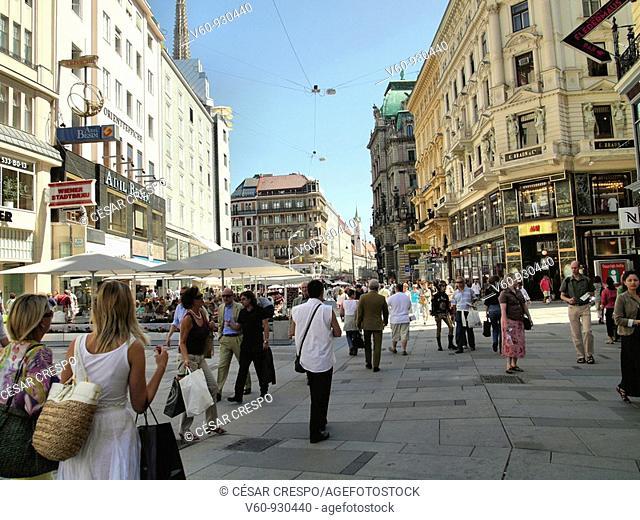 -Walking in Wien-