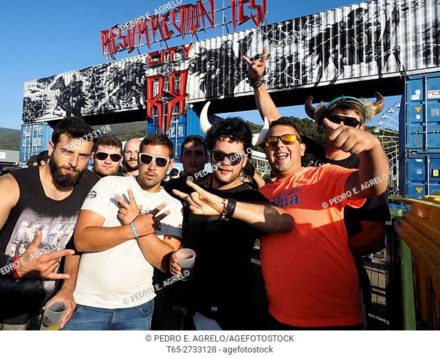 Fecha: 2016-07-09 Resurrection Fest 2016, en Viveiro, Lugo