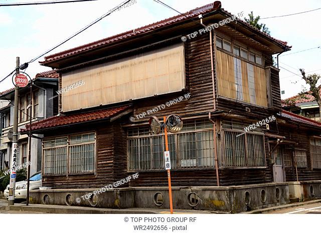 Street View Kanazawa Japan