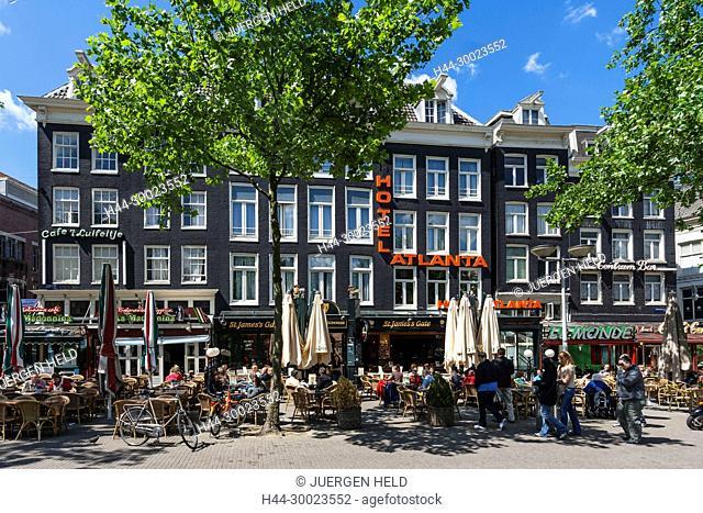 Rembrandtplein ( Rembrandt Square ) Amsterdam Netherlands nightlife and clubbing