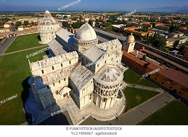 The Duomo of Pisa, Italy