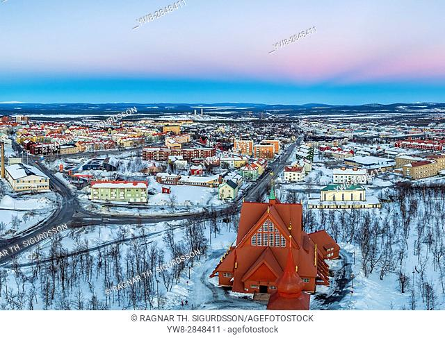 Kiruna Church, Kiruna, Lapland, Sweden