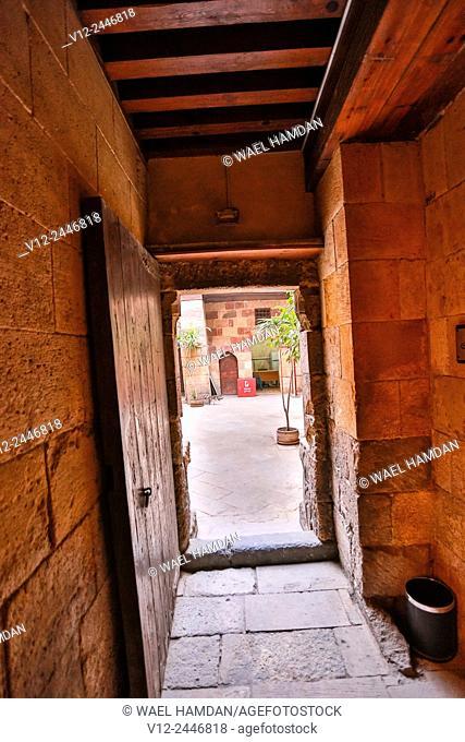 Bayt Al-Suhaymi, house of Al-Suhaymi, Arabic house, Cairo, Egypt