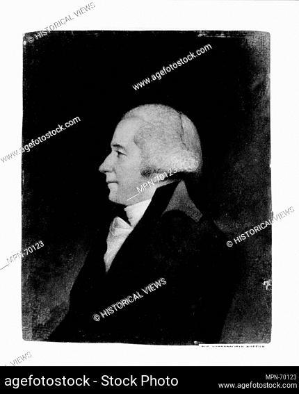 Alexander Hamilton. Artist: Attributed James Sharples (ca. 1751-1811); Artist: Possibly Ellen Wallace Sharples (1769-1849); Date: ca