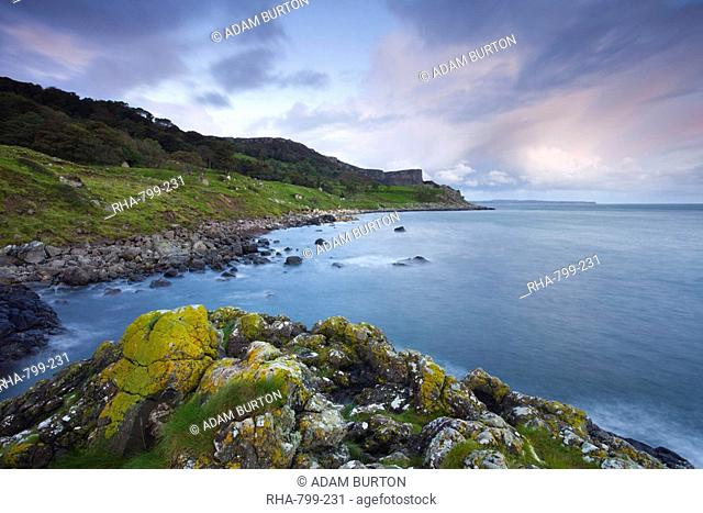 Murlough Bay on the Causeway Coast, County Antrim, Ulster, Northern Ireland, United Kingdom, Europe