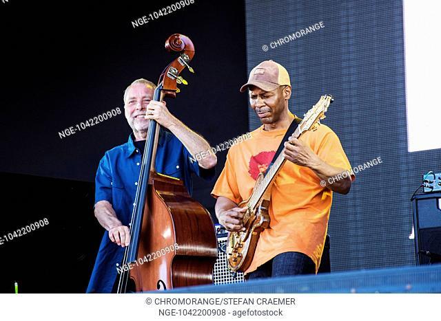Dave Holland Prism at Pori Jazz 2014