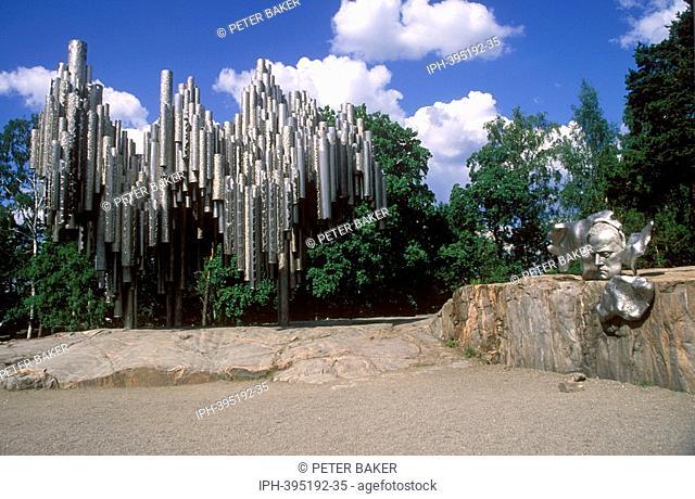 Helsinki - The Sibelius Monument