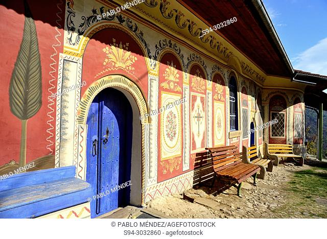 Transfiguration monastery (Preobrazenski) near of Veliko Tarnovo, Bulgaria