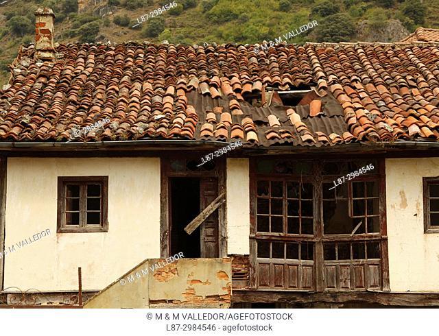 Valledor valley, Asturias