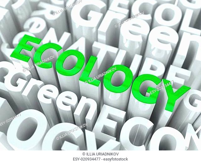Ecology - Green Word