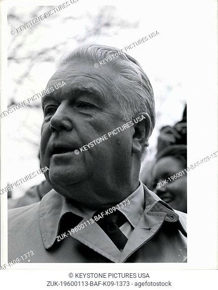 1972 - Cong. James J. Delaney of Queens, NY - James J. Delaney, St. Patricks Day 1972 (Credit Image: © Keystone Pictures USA/ZUMAPRESS.com)