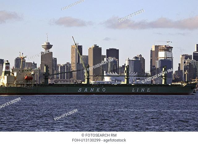 british, ship, vancouver, inlet, barrard, container