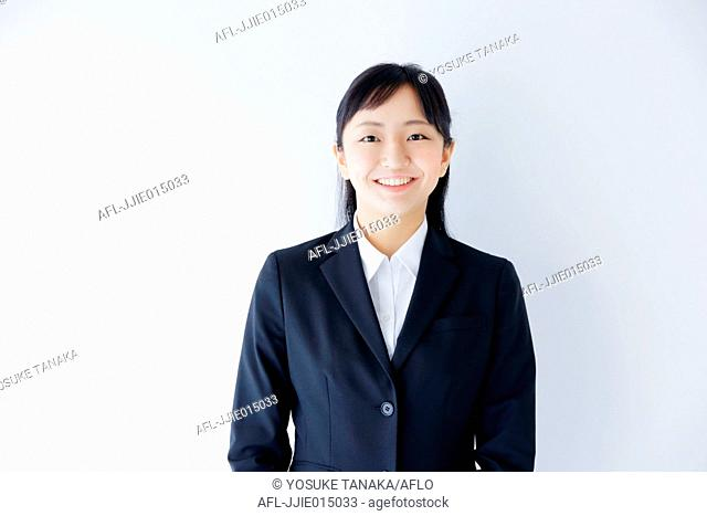 Japanese young businesswoman