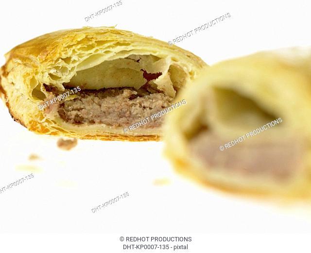 Food - Sausage Rolls
