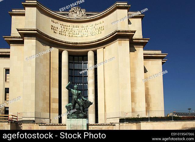 Palais de Chaillot Paris
