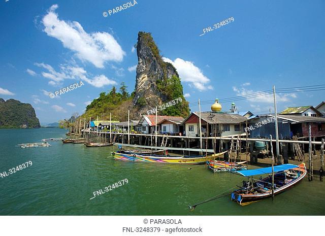 Pannyi, Phang-Nga, Thailand