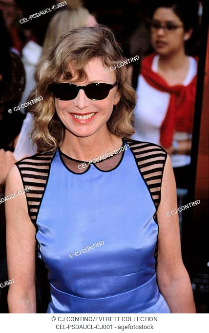 Aurore Clement at the premiere of Apocalypse Now Redux, NYC, 7/23/2001, by CJ Contino