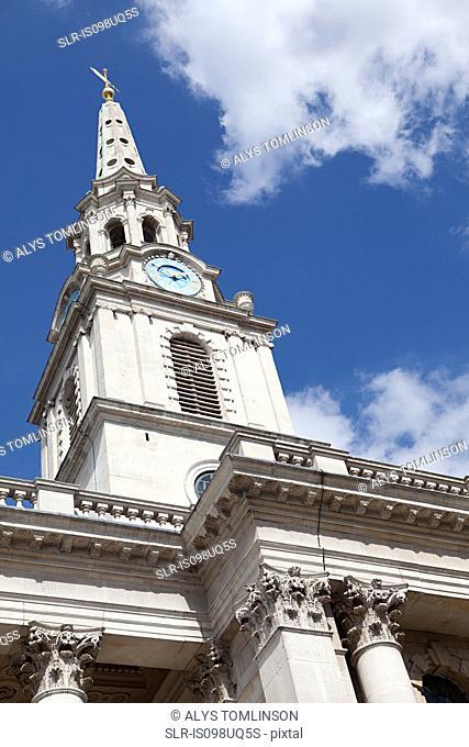 St Martin-in-the-Fields church, London
