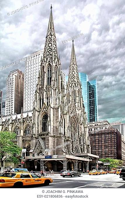 St. Patrick&#039 s Cathedral