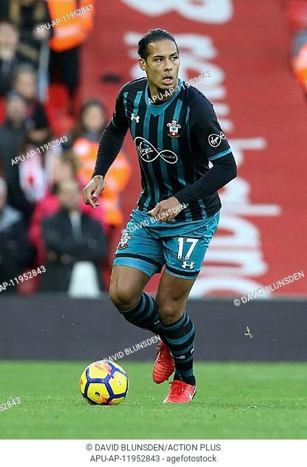 2017 EPL Premier League Liverpool v Southampton Nov 18th. 18th November 2017, Anfield, Liverpool, England; EPL Premier League football