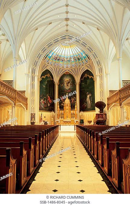 St. Patrick's ChurchNew OrleansLouisiana, USA