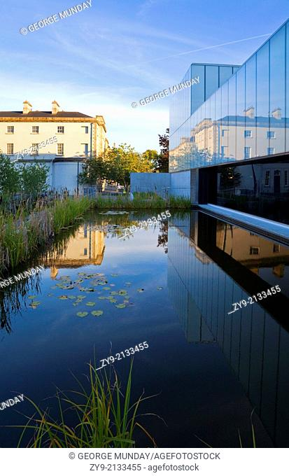 The Visual Centre for Contemporary Art, and George Bernard Shaw Theatre, Carlow Town, Ireland