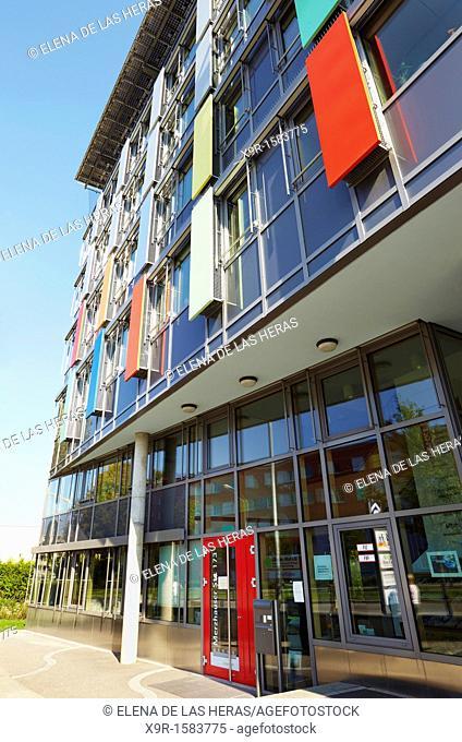 Öko-Institut  Institute for Applied Ecology in Bauvan district  Freiburg im Breisgau  Baden Wuerttemberg  Germany
